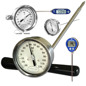 picture of food thermometers